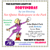 FORTINBRAS - Not (Quite) Shakespeare in the Park