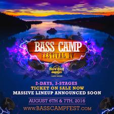 Bass Camp Festival  logo