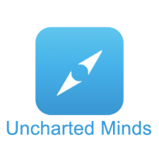 Uncharted Minds logo