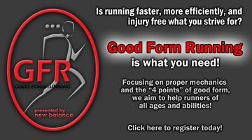 Saturday Good Form Running Class
