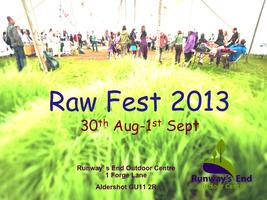 RAW FEST 2013. UKs ONLY 3 DAY RAW FOOD & HEALING...