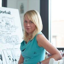 Diplom-Designerin Sandra Schulze logo