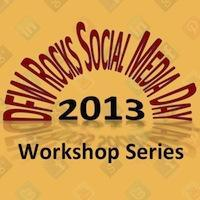DFW Rocks Social Media Workshop Series - August