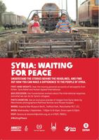 SYRIA- WAITING FOR PEACE