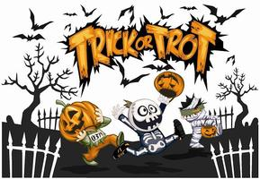 Trick or Trot 5K and Fun Run for USA Children's and...