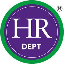 The HR Dept Edinburgh & the Lothians logo