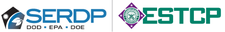 Strategic Environmental Research and Development Program (SERDP) & Environmental Security Technology Certification Program (ESTCP) logo