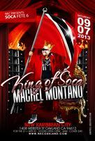 SOCA FETE 6 feat MACHEL MONTANO LIVE IN CONCERT