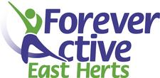 Forever Active East Herts logo
