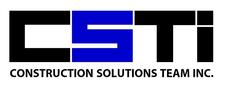 Construction Solutions Team, Inc. logo