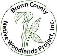 Brown County Native Woodlands Project logo