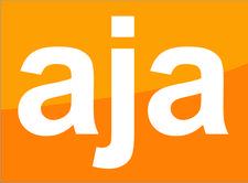 The Association of Jersey Architects (AJA) logo