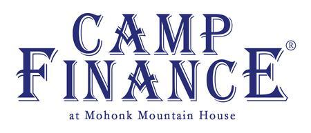 Camp Finance 2013: Rethink, Retool, and Reboot:Prepare...