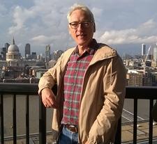 Stephen Benton, Footprints of London logo