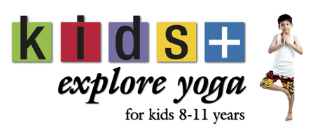 Explore Yoga (8-11 year olds)