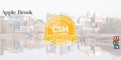 Certified ScrumMaster® (CSM) - Wilmington, DE