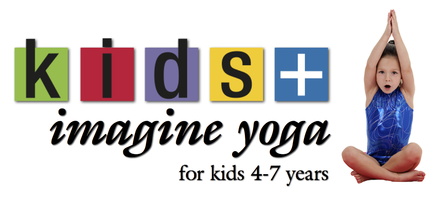 Imagine Yoga (4-7 year olds)