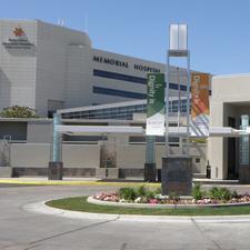 Bakersfield Memorial Hospital logo