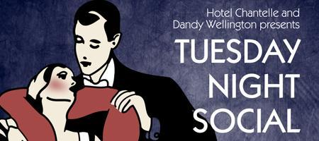 Tuesday Night Social - Live Jazz with Dandy Wellington