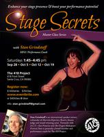 Stage Secrets ~ Master Class Series