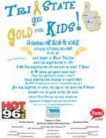Tri-State Goes Gold For Kids 5K Run/Walk (Owensboro)