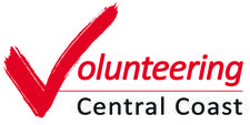 Volunteering Central Coast logo