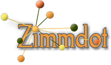 Zimmdot Training logo
