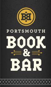 Portsmouth Book and Bar logo