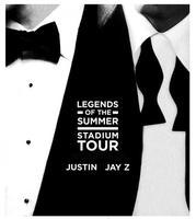 "Enter to win a pair of Justin Timberlake & Jay-Z ""On..."
