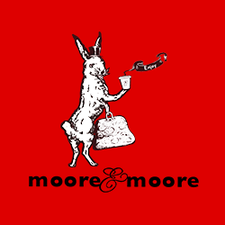 Moore & Moore Cafe logo