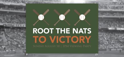 Washington Nationals Viewing Party!