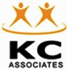 Kate at KC Associates  logo