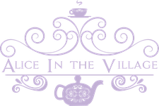 alice in the village  logo