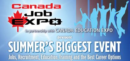 SUMMER'S BIGGEST EVENT - JOBS, RECRUITMENT, EDUCATION &...