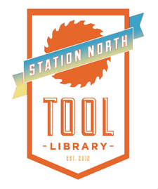 Station North Tool Library logo