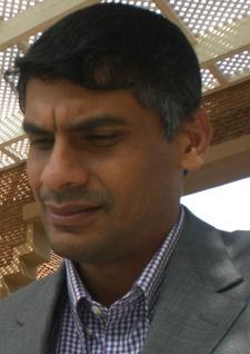 Rajesh (Raj) Nair PgMP®, PMP®, RMP®,ACP®, MPM, MBA  logo