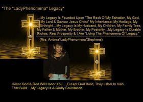 """LadyPhenomena Presents """"Legacy"""""""