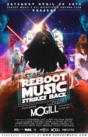 Reboot Music Strikes Back / Star Wars Theme Party at The...