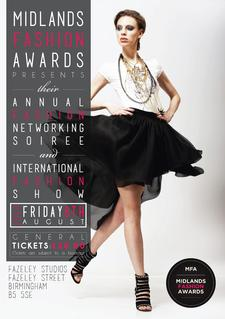 Midlands Fashion Awards  logo