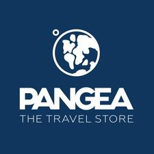 PANGEA The Travel Store logo