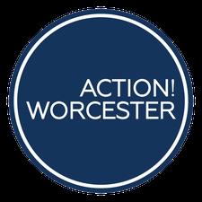 Action! Worcester logo