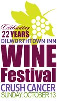 22nd Annual Dilworthtown Inn Wine Festival