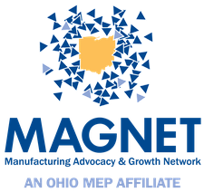 MAGNET: The Manufacturing Advocacy and Growth Network logo