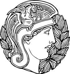 Providence Athenæum logo