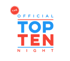 The Official Top Ten Night logo