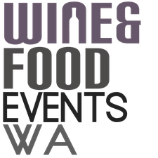Wine and Food Events WA logo