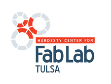 Hardesty Center for Fab Lab Tulsa logo