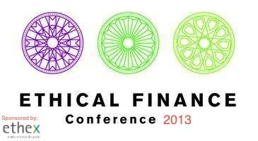Make Your Money Count - Ethical Finance Conference 2013