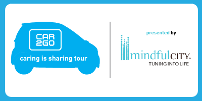 Caring is Sharing Tour presented by mindfulCITY