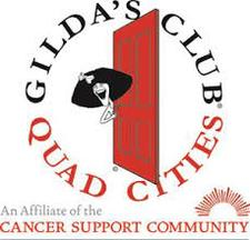 Gilda's Club Quad Cities logo